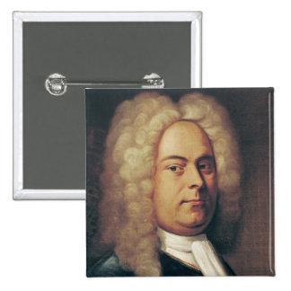 George Frederick Handel Button