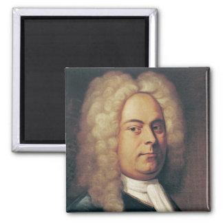 George Frederick Handel Refrigerator Magnets