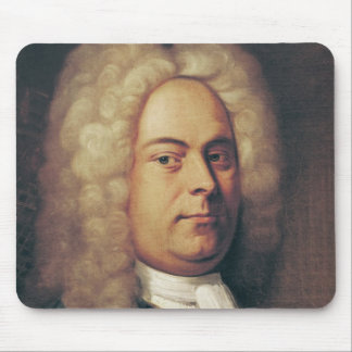 George Frederick Handel Mouse Pad
