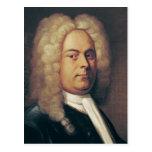 George Frederick Handel Postal