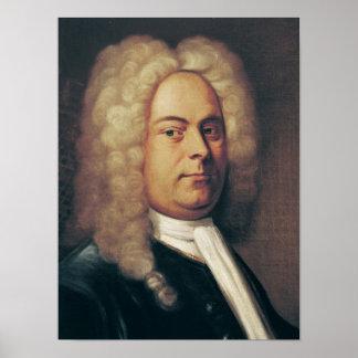 George Frederick Handel Posters