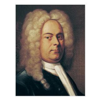 George Frederick Handel Tarjetas Postales