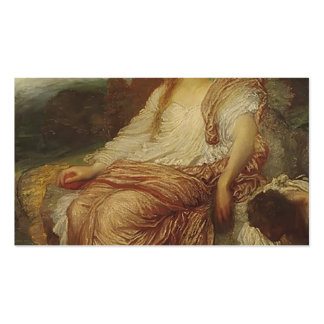 George Frederick Watts- Ariadne Double-Sided Standard Business Cards (Pack Of 100)