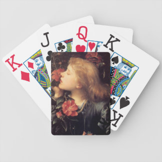 George Frederick Watts Choosing Bicycle Playing Cards