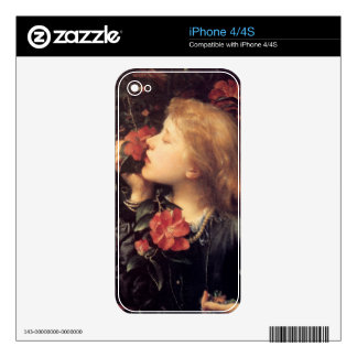 George Frederick Watts Choosing Decal For The iPhone 4S