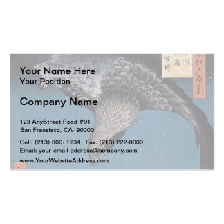 George Frederick Watts- Jonah Double-Sided Standard Business Cards (Pack Of 100)