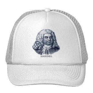George Frideric Handel azul Gorro