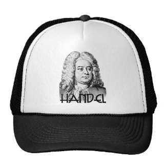 George Frideric Handel Gorras