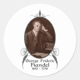 George Frideric Handel Stickers