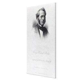George Gabriel Stokes Canvas Print
