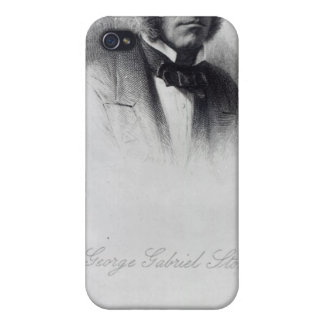 George Gabriel Stokes Covers For iPhone 4