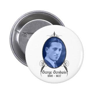 George Gershwin Pins