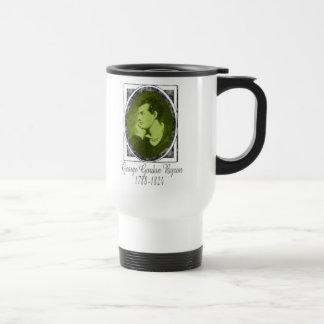 George Gordon Byron Travel Mug