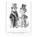 George Grossmith Jnr. and Richard D'Oyly Carte Postcard