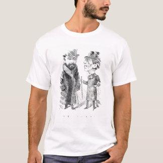 George Grossmith Jnr. and Richard D'Oyly Carte T-Shirt