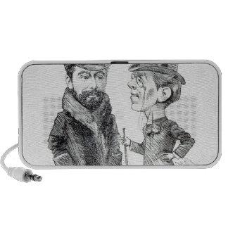 George Grossmith Jnr. y Richard D'Oyly Carte iPod Altavoz