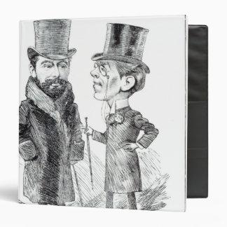 George Grossmith Jnr. y Richard D'Oyly Carte