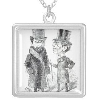 George Grossmith Jnr. y Richard D'Oyly Carte Grimpolas Personalizadas