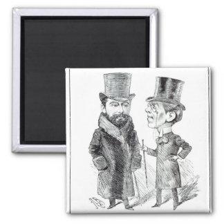 George Grossmith Jnr. y Richard D'Oyly Carte Iman De Nevera
