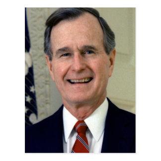 George H.W. Bush 41 Tarjetas Postales