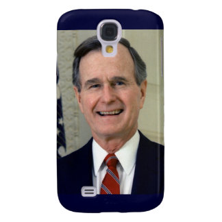 George H. W. Bush 41st President Samsung S4 Case
