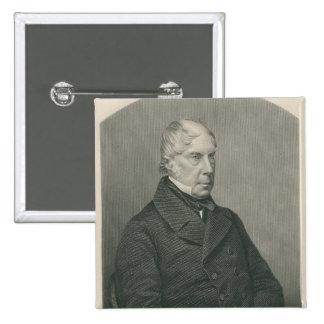 George Hamilton-Gordon, 4th Earl of Aberdeen Button