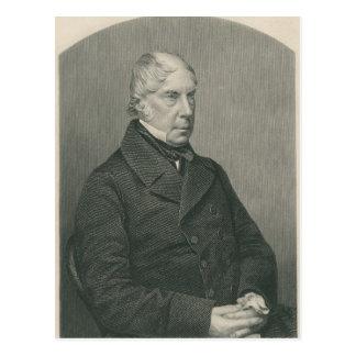 George Hamilton-Gordon, 4th Earl of Aberdeen Postcard