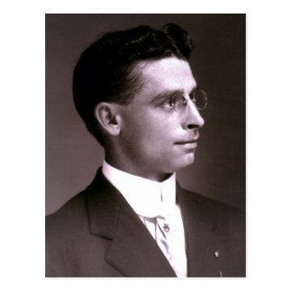 George Hoffman, león rojo, Pennsylvania (1894-1950 Tarjeta Postal