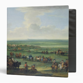 George I (1660-1727) at Newmarket, 4th or 5th Octo 3 Ring Binder