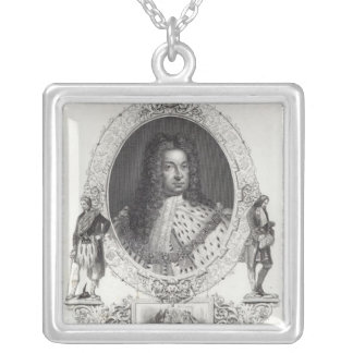 George I Collar Plateado