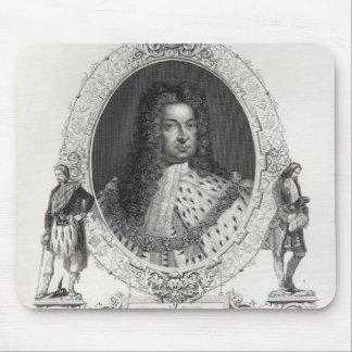 George I Mouse Pad