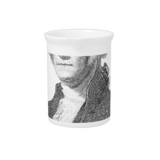 George-Iconic Beverage Pitcher