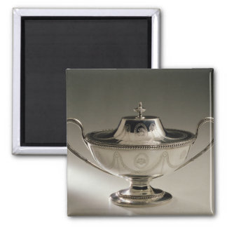 George III sauce tureen and cover Magnet