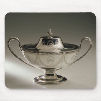 George III sauce tureen and cover Mouse Pad