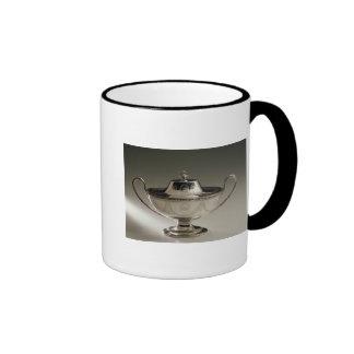 George III sauce tureen and cover Ringer Mug