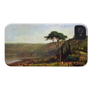 George Inness - Albanersee iPhone 4 Cases