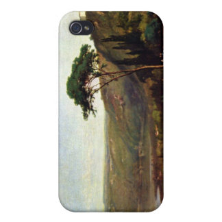 George Inness - Albanersee iPhone 4/4S Cover