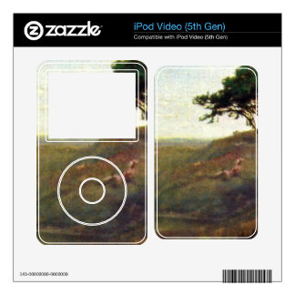 George Inness - Albanersee iPod Video 5G Skin
