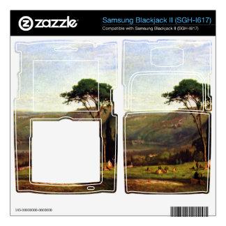 George Inness - Albanersee Samsung Blackjack II Skin