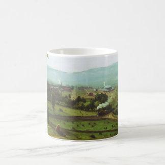 George Inness - The Lackaanna Valley Coffee Mug