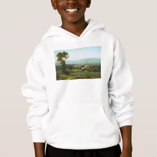 George Inness - The Lackaanna Valley Hoodie