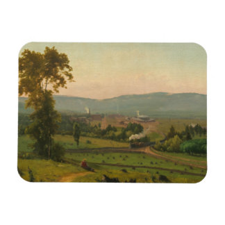 George Inness - The Lackawanna Valley Magnet