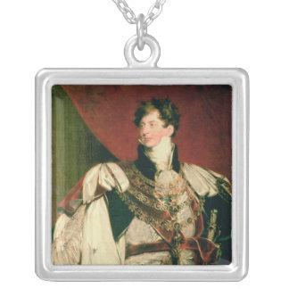 George IV Collar Plateado