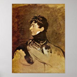 George IV como príncipe Regent de sir Thomas Loren Posters