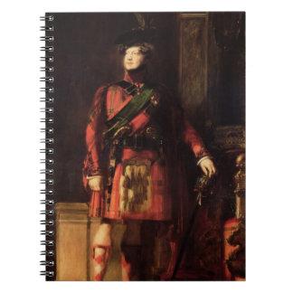 George IV Libro De Apuntes Con Espiral