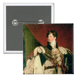 George IV Pin Cuadrada 5 Cm