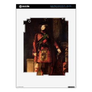 George IV Skin For iPad 3