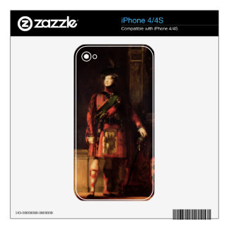 George IV Skins For iPhone 4