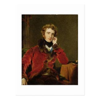 George James Welbore Agar-Ellis, later 1st Lord Do Postcard