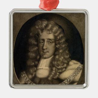 George Jeffreys, 1st Baron Jeffreys Metal Ornament